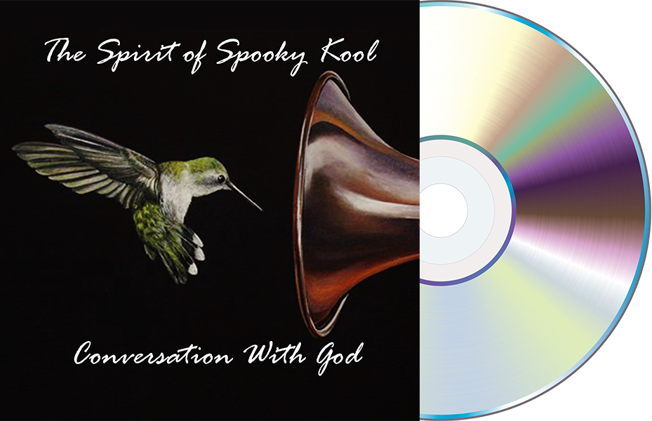 Cover of Spooky Kool's album Conversation with God